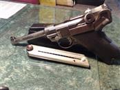 DWM FIREARM Pistol LUGER